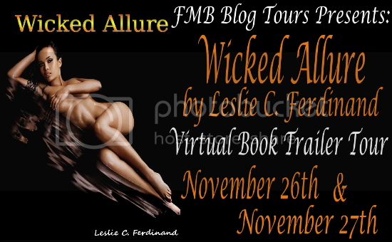 Wicked allure banner