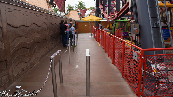 Disneyland Resort, Disney California Adventure, Mickey, Fun, Wheel, Exit, Count, Turnstile