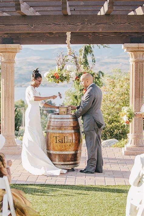 What is a Wedding Wine Box Ceremon   brides.com