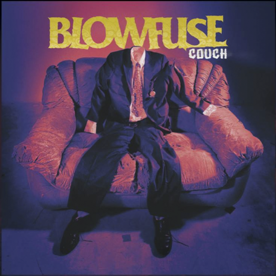 <center>Blowfuse announce new EP 'Couch' and european tour</center>