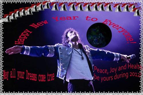 Michael Jackson Happy New Year