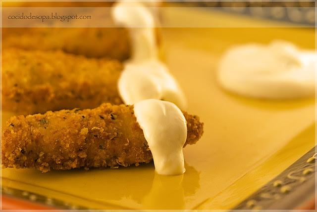 Pollo al parmesano y romero_2