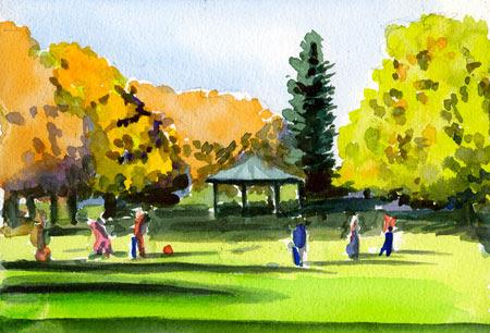 clarencepark