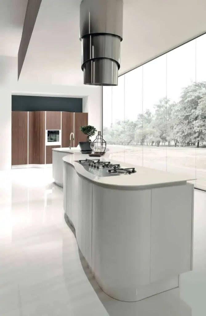 Küchenfront Beton Weiß | Betonoptik - Die Trendige ...