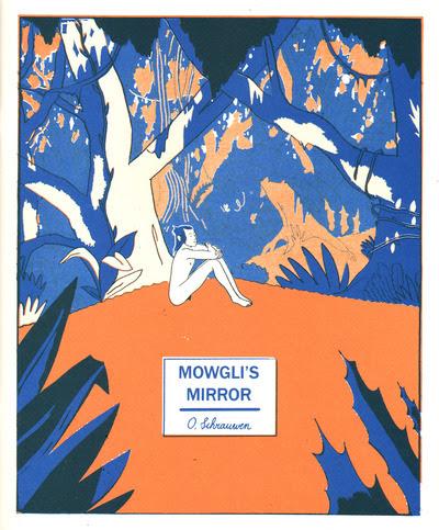 Mowgli's mirror by olivier schrauwen