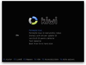 Kiwi Linux