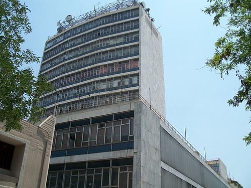 O.T.E. Tower, 102-104, 3th Septemvriou Street, Athens