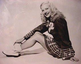 Mary Hartline doll