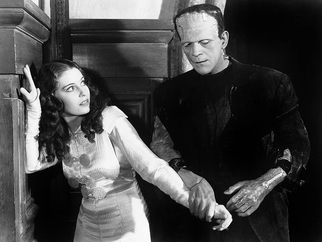 The Bride of Frankenstein (Universal, 1935) 23