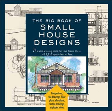 big book  small house designs  award winning plans