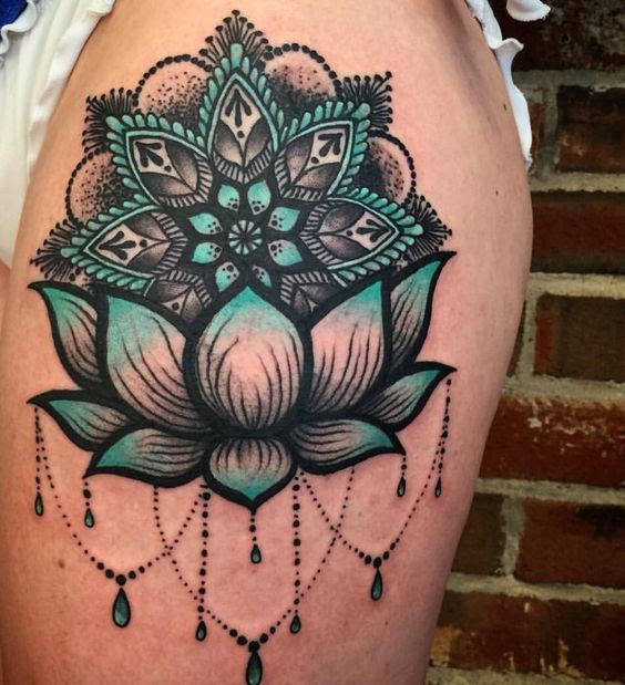 59 Dreamy Mandala Tattoos You Cant Ignore Page 4 Of 6 Tattoomagz