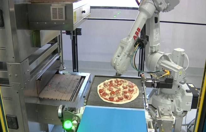 Παραγγελία . . . πίτσας, το 2017 ! (στην Αμερική)