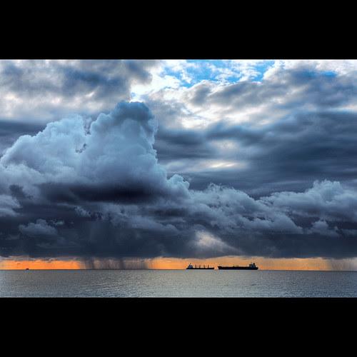 Ft. Lauderdale Beach por Nathan Tia