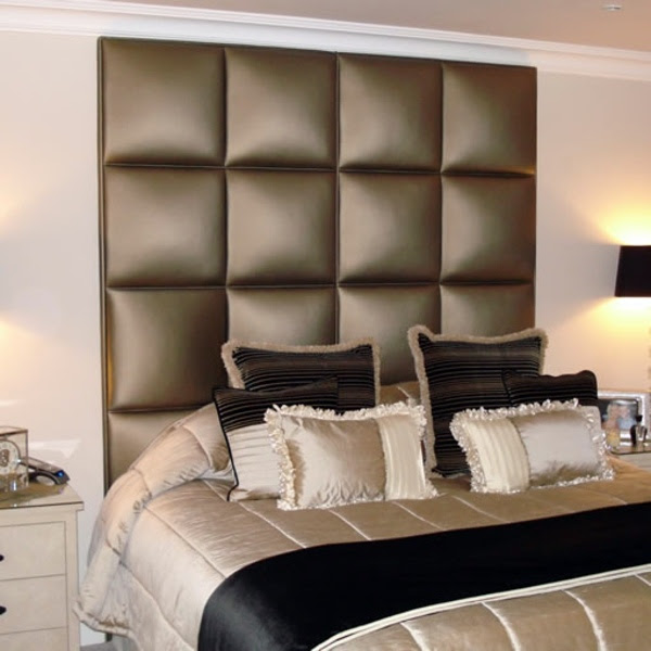useful tips for the stylish appearance of the bed headboard 1 615