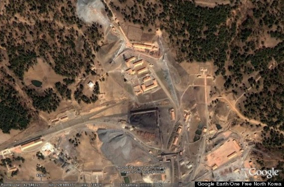 Google Earth Is Key To Revealing North Koreas Prison Camp