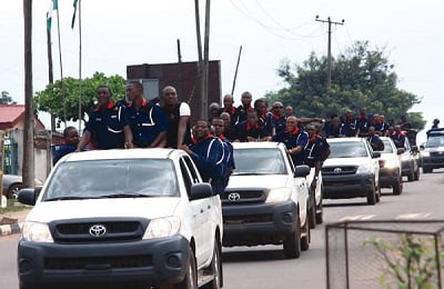 Anambra guber: NSCDC to deploy 11,000 personnel, 30 sniffer dogs, 4 drones