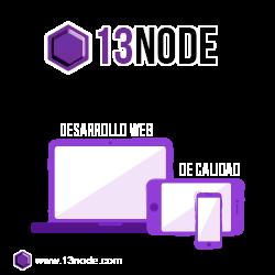 13Node - Desarrollo Web