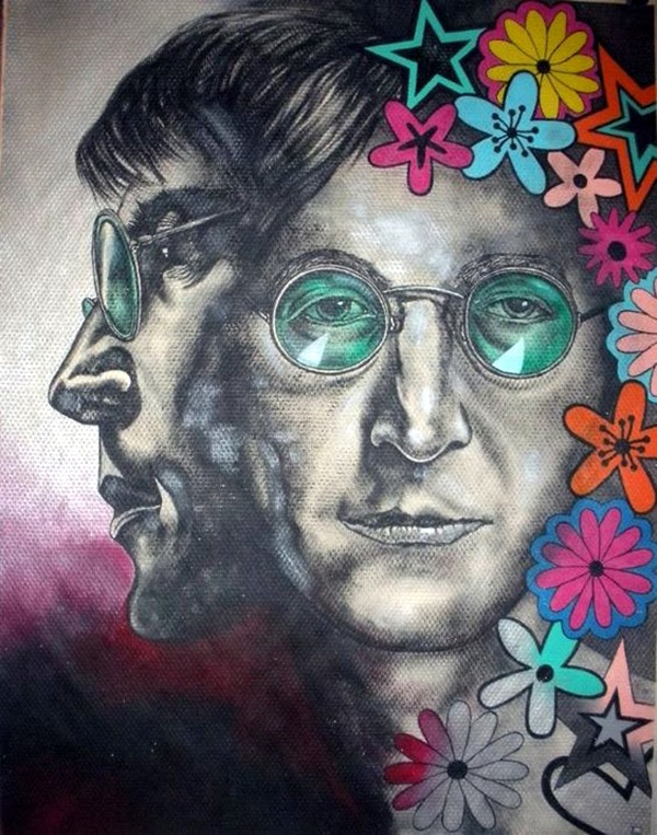 Lovely Beatles Artworks to Appreciate (34)