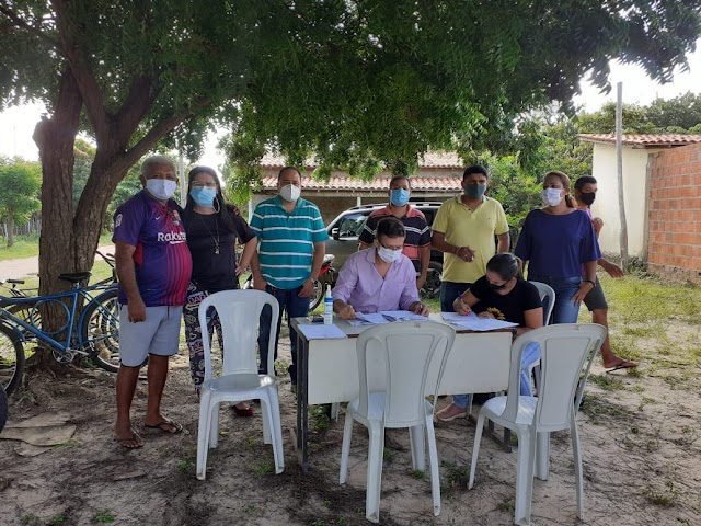 Prefeitura de Parnaíba fortalece agricultura familiar e beneficia assentamentos em Parnaíba