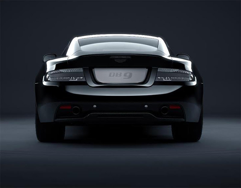 db9carbon black rear 2 IIHIH