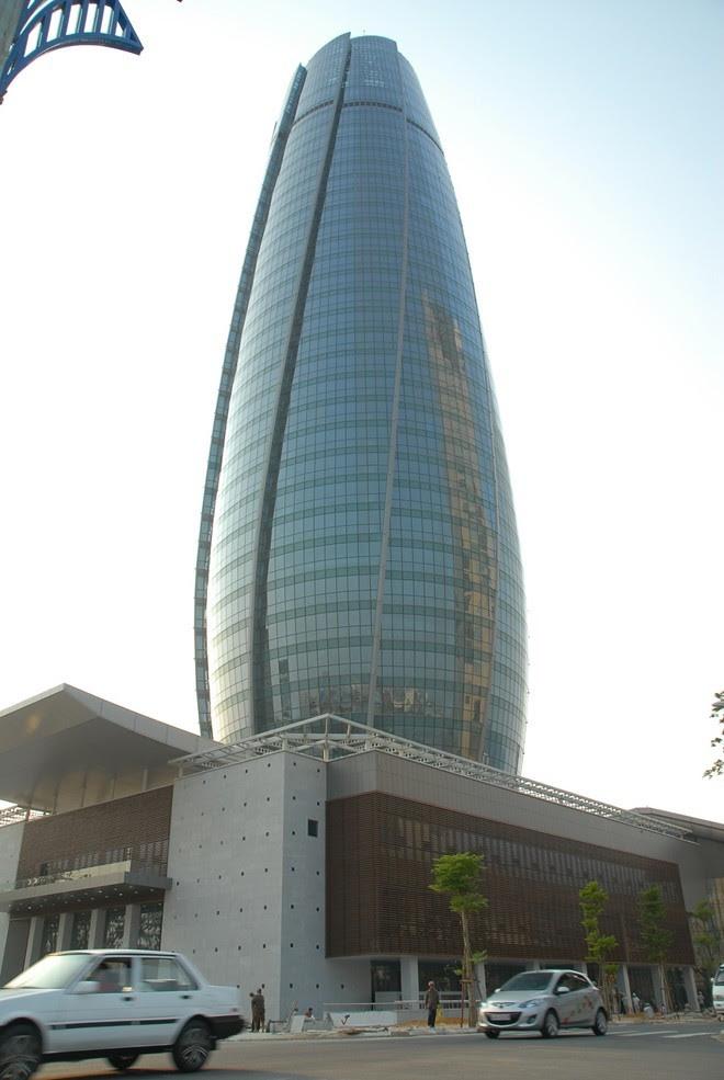 tòa nhà, độc đáo, hành chính, Đà Nẵng