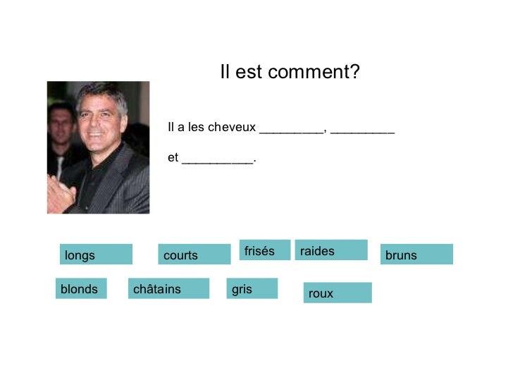 Opisywanie osób - ćwiczenie 4 - Francuski przy kawie