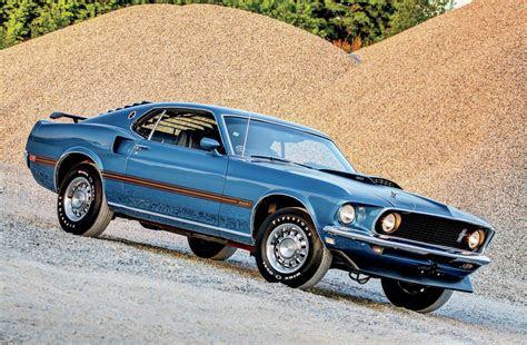 Ford Mustang 1969 Para Restaurar