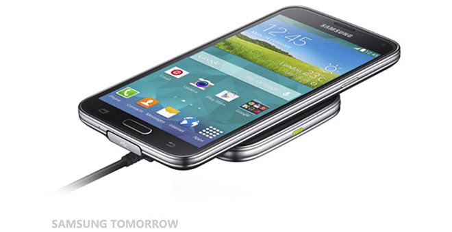 Samsung confirms wireless charging is coming to Galaxy phones