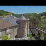 Visite guidée du château et de la Petite Cité de Caractère® Château de Lacaze Lacaze 21 septembre 2019