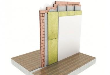 Casa en constructor aislamiento termico de paredes interiores muros exteriores - Aislamiento paredes interiores ...