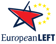 Logo of Party of the European Left party