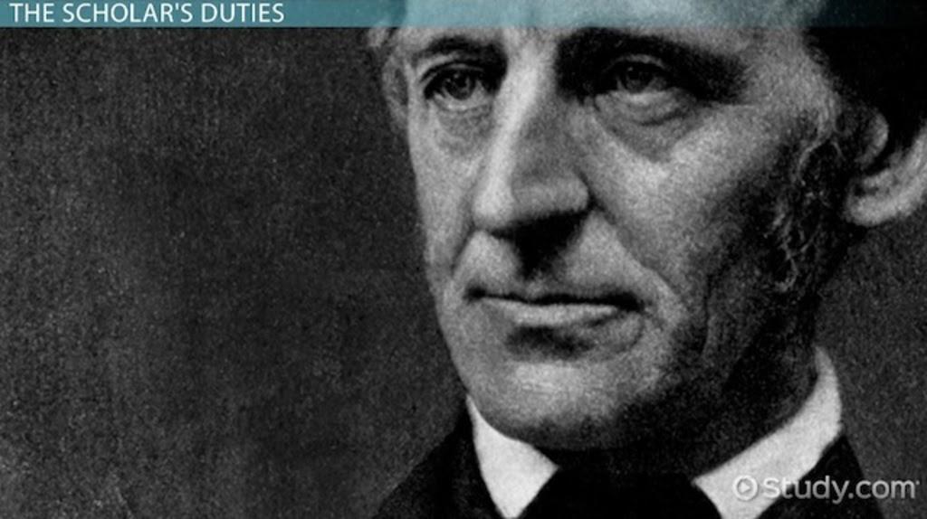 Quiz Worksheet Ralph Waldo Emersons Self Reliance Studycom