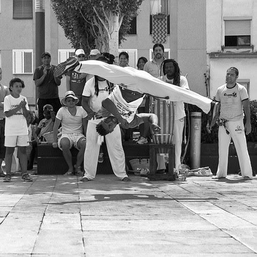 capoeira. by JoanOtazu