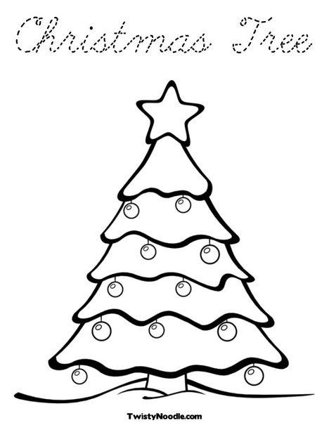 Disegni Da Colorare Natale In Inglese