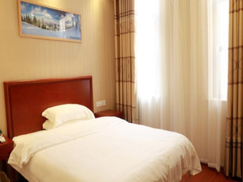 Review Greentree Inn Jiangsu Suqian Yiwu Business Center Fukang Avenue Express Hotel