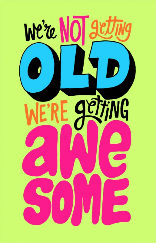 Getting Older Funny Birthday Quote Quote Number 564162 Picture