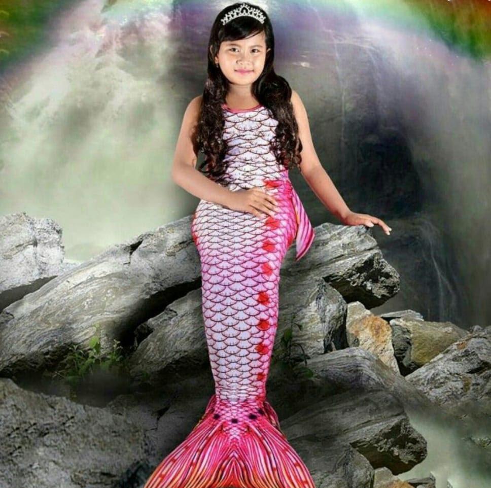 48 Model Baju Putri Duyung Murah Kekinian