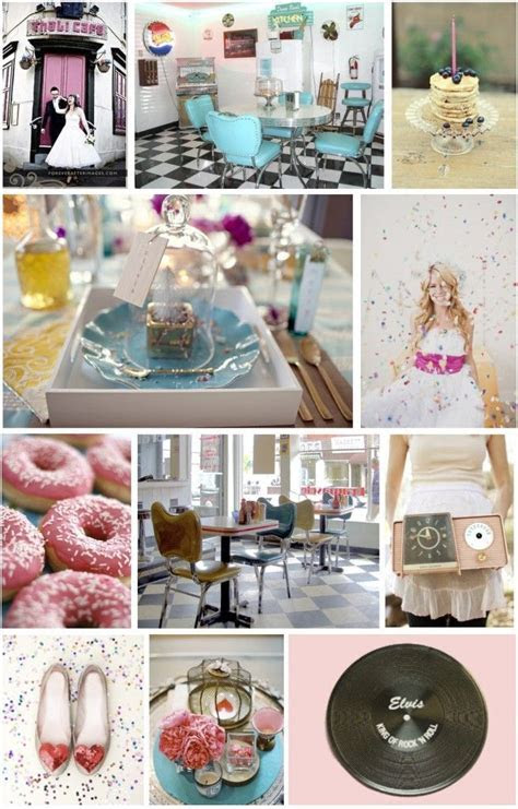 1000  ideas about 1950s Wedding Decorations on Pinterest