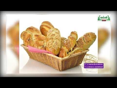 11th  Restaurant management உணவக உபகரணங்கள் அலகு 4 பகுதி 3  Kalvi TV