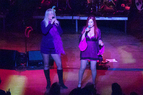 The B-52's at the Classic Center 5