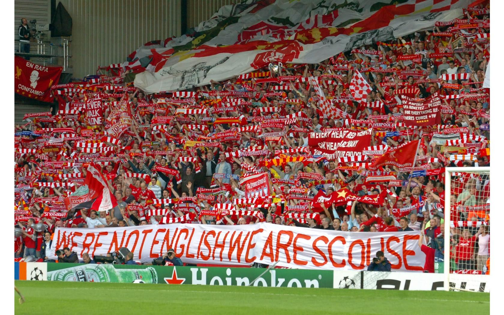 Liverpool FC wallpaper | 1680x1050 | #73328