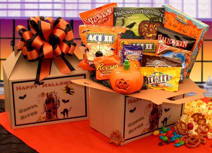 Halloween Gift Basket Drop Shipping