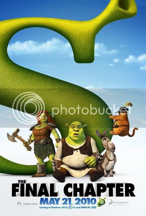 Shrek Forever After Shrek Para Sempre!