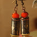 etched bullet earrings_wings n scales20