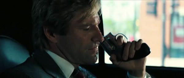 Harvey Dent in the new DARK KNIGHT theatrical trailer.