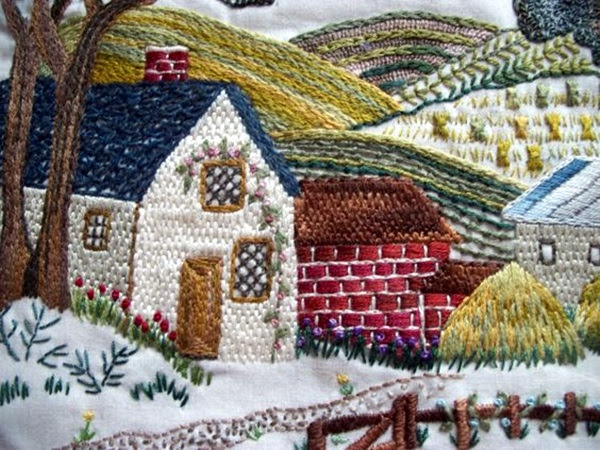 Excellent Applique Embroidery Designs And Patterns (14)