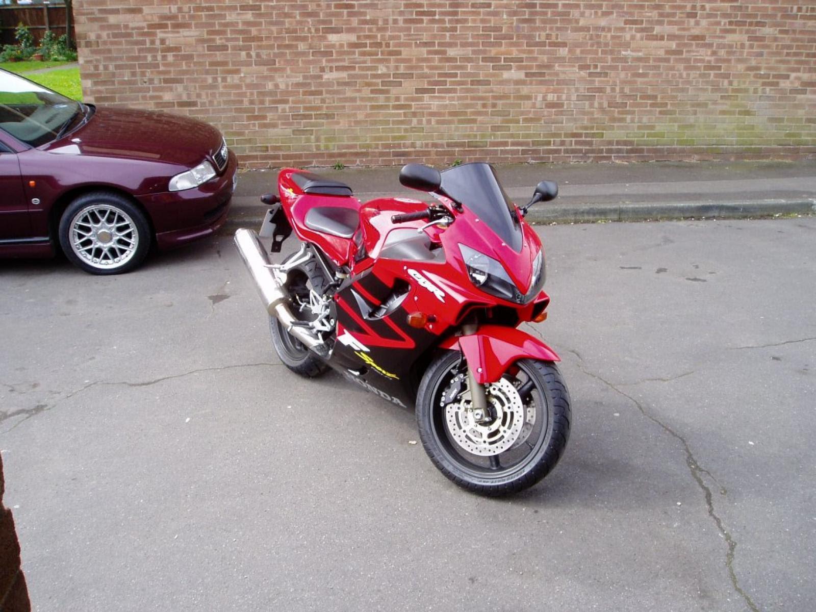 1991 CBR 600F colours | Cbr, Honda cbr, Coming of age
