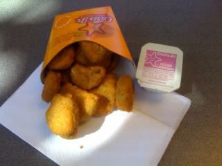 Carl's Jr Fried Zucchini