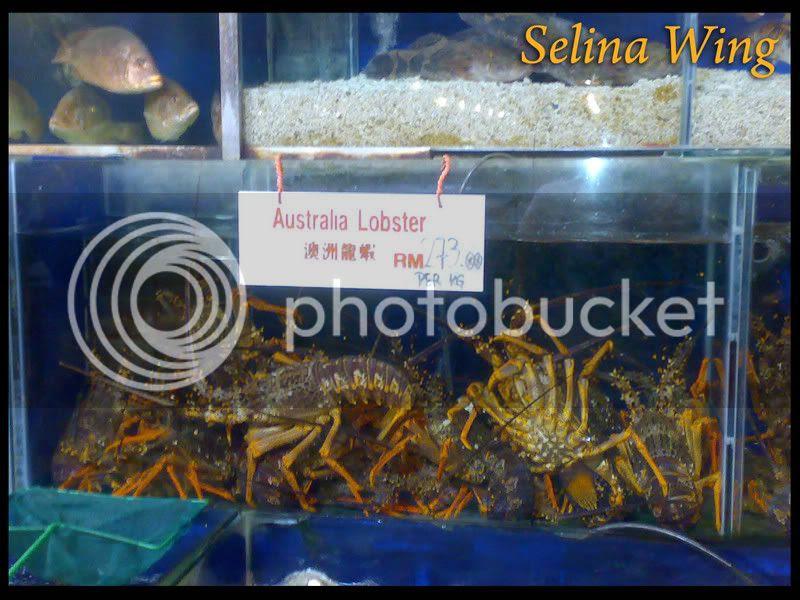 Pantai Seafoods Restaurant @ Mum's birthday - Selina Wing - Deaf Geek Blogger