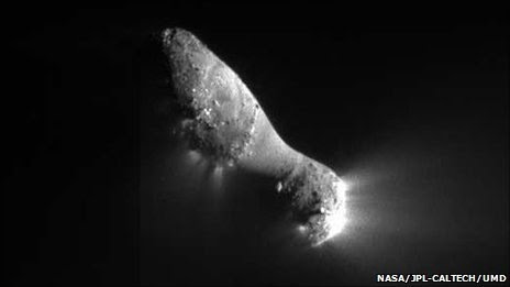 Comet-Hartley-2
